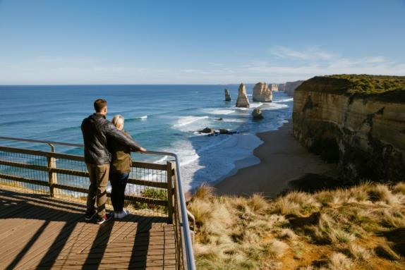 Travelhome | Great Ocean Road met camper
