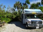 Collier Seminole State Park Campground - Naples