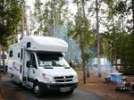 Mammoth Campground - Yellowstone National Park