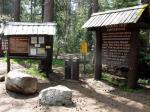 Bridalveil Creek - Yosemite Valley