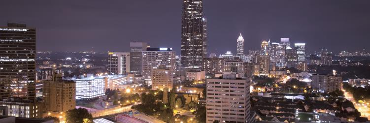 Travelhome Campervakanties Atlanta Skyline