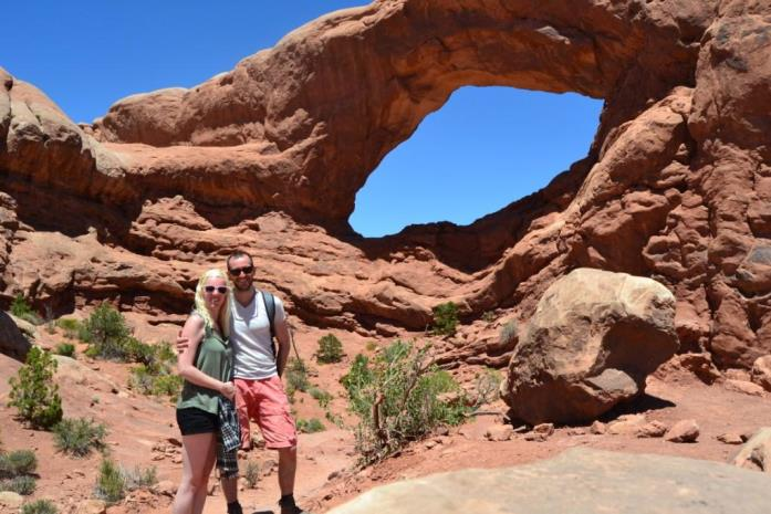 Travelhome | Loes in Arches