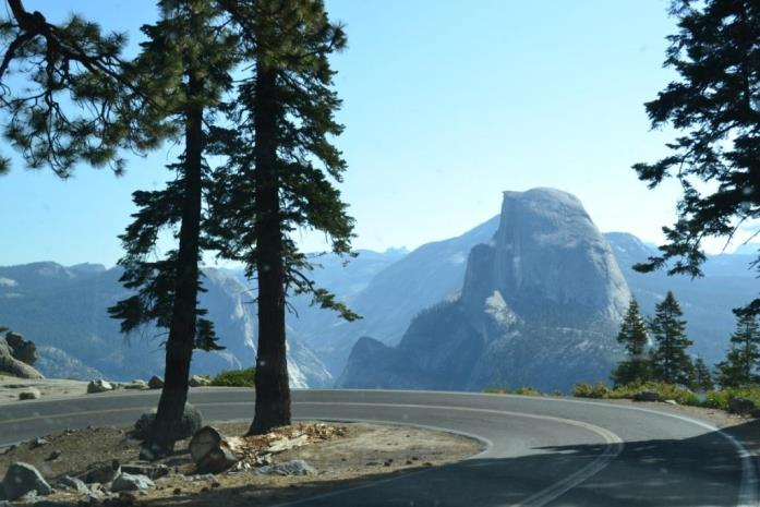 Travelhome | Camperreis Yosemite NP