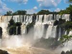 Iguazú watervallen