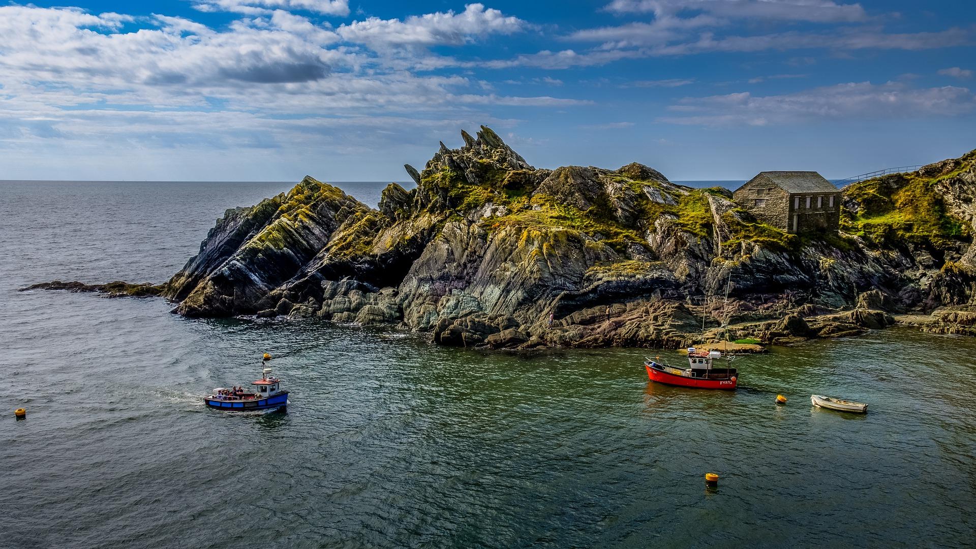 18-daagse route Zuid-Engeland incl Cornwall