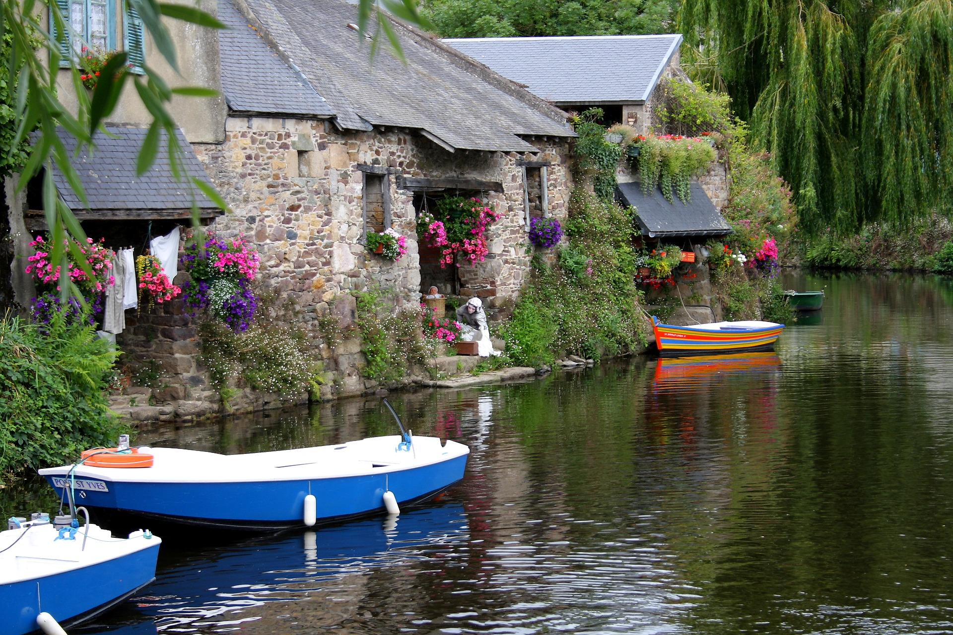 19-daagse camperreis door Bretagne
