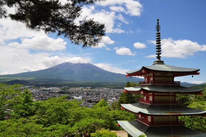 Travelhome | Mount Fuji