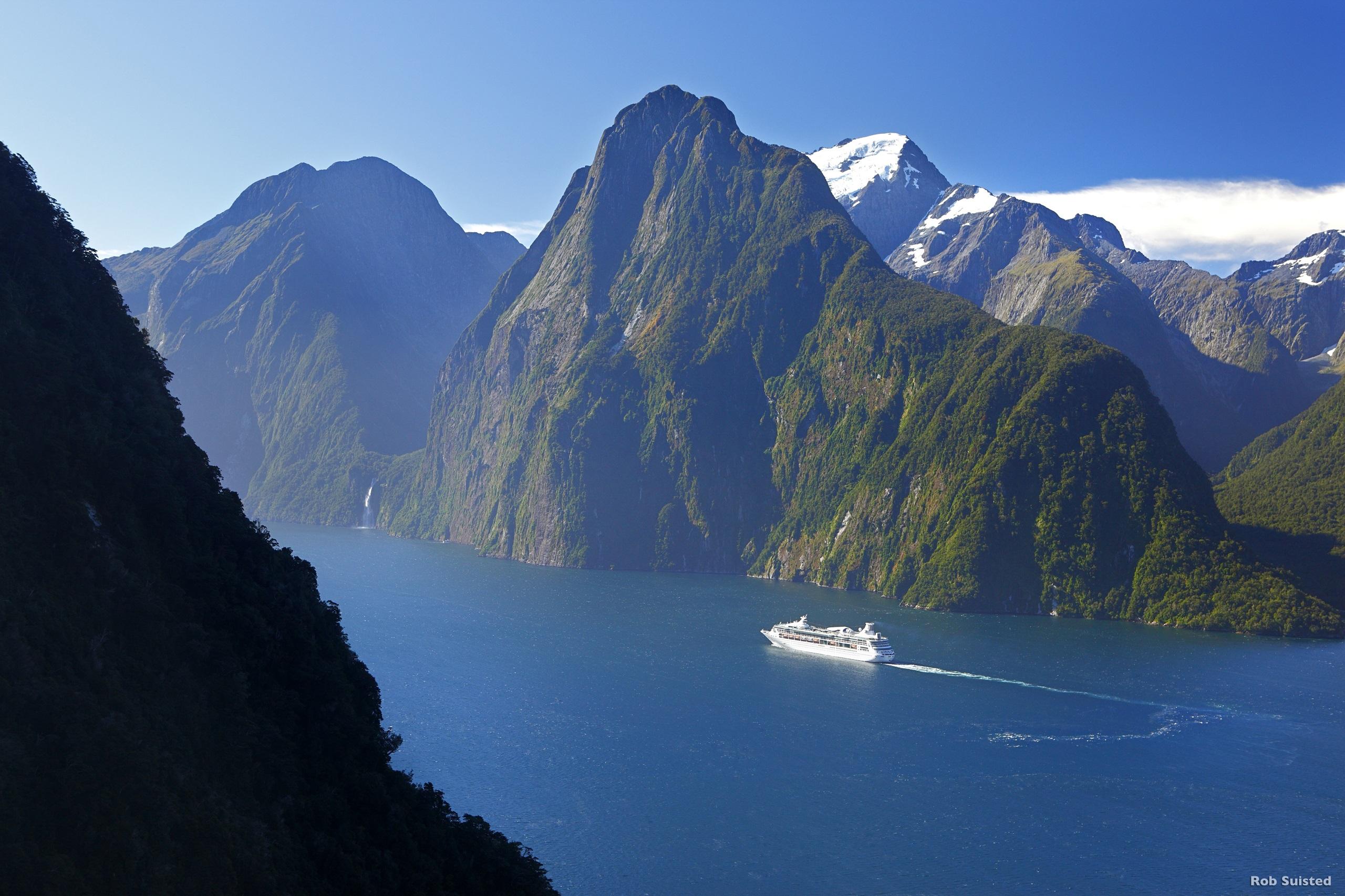Populairste reis naar Nieuw-Zeeland