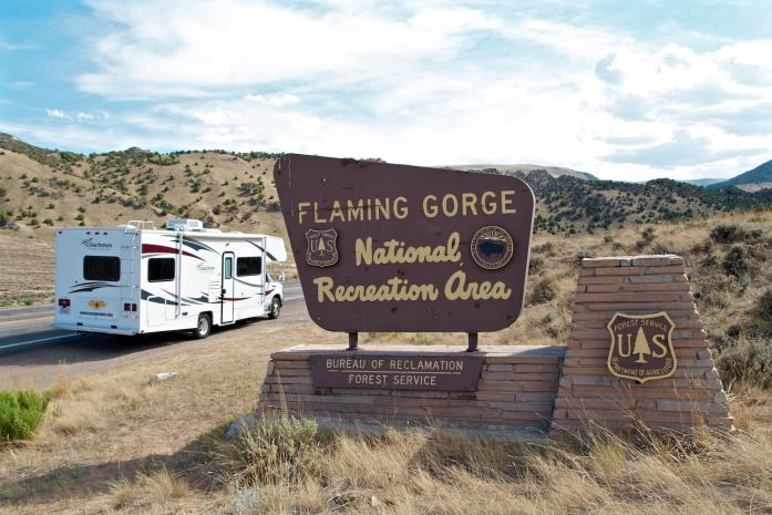 Travelhome Campervakanties Flaming Gorge